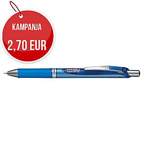 Pentel Energel BLN75 geelikynä 0,25 mm sininen