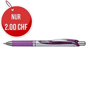 Gelroller Pentel Energel BL77, Strichbreite 0,35 mm, violett