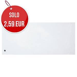 Divisori a 2 fori Exacompta Forever 24 x 10,5 cm cartoncino bianco - conf. 100