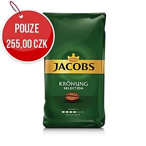 Zrnková káva Jacobs Krönung selection, 1 kg