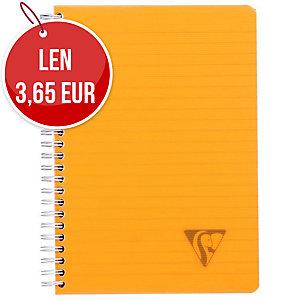 Zápisník Clairefontaine Linicolor, A5, 90 listov, linajkový