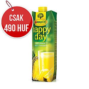 Happy Day gyümölcslé 100% ananász, 1l