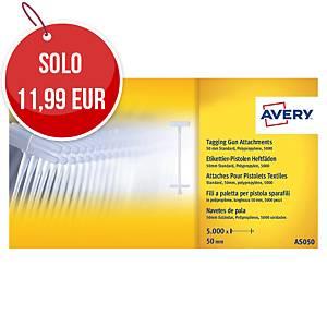 Fili appendi cartellini 40 mm Avery AS040 - conf. 5.000