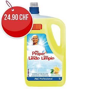 Nettoyant multi-usage citron Monsieur Propre, 5litres