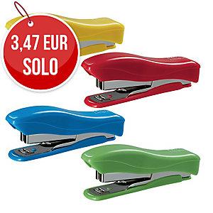 Mini grapadora de bolsillo Petrus Liliput - colores variados