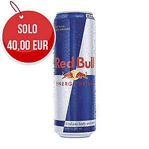 Bevanda energetica Red Bull Energy Drink lattina 250 ml - conf. 24