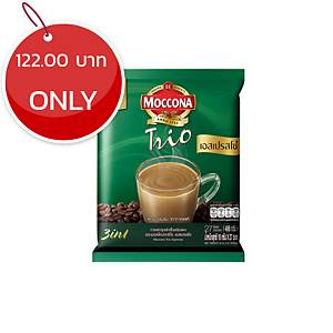 MOCCONA Coffee Trio 3In1 Espresso 18 Grams - Pack of 27 Sachets