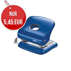 Rapid FC30 Locher, für Format A4, A5 und A6, blau