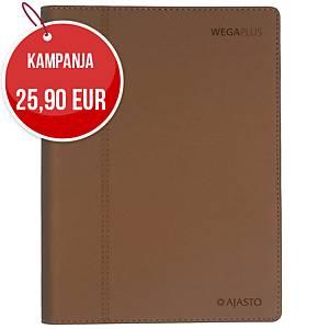 Ajasto Wega Plus pöytäkalenteri 2021 A5 mustikka