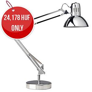 UNILUX SUCCESS DESK LAMP CHROMIUM PLATED