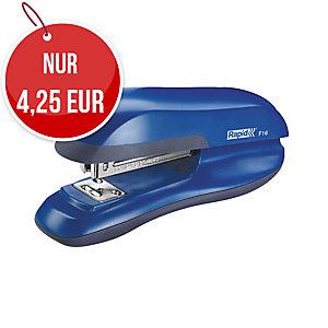 Rapid F16 Heftgerät blau