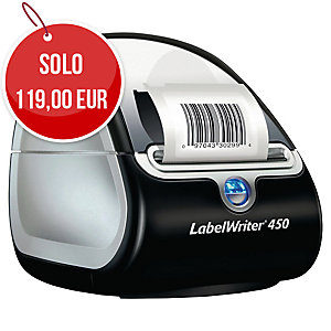 ETICHETTATRICE STAMPANTE DYMO LABELWRITER 450