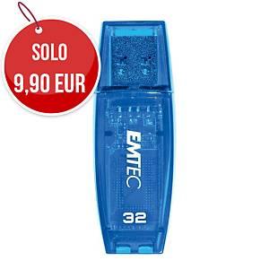 Memoria USB Emtec Color Mix C410 32 GB 2.0 colori assortiti
