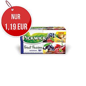 Pickwick Tee-Variationen mit Pflaumen, 20 Teebeutel 20 Portionen à 2 g