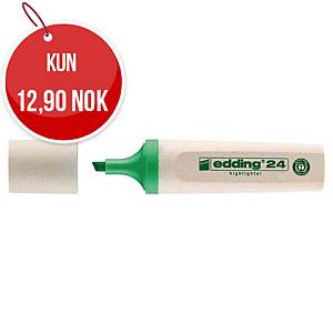 Overstrykningspenn Edding 24 Ecoline l/grønn