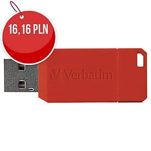 PenDrive VERBATIM PinStripe USB 2.0 16GB, hasłowany