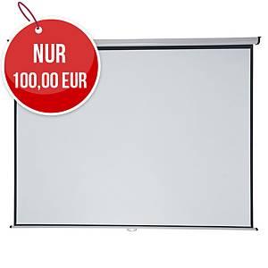 Nobo Professional Projektionsleinwand 4:3, 240× 181 cm, matte Oberfläche