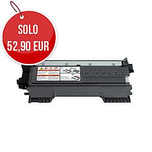 Toner laser Brother TN-2220 2.6K nero