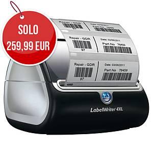 Etichettatrice extralarge Dymo LabelWriter 4xl da scrivania