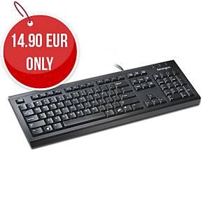 Kensington Value USB keyboard black - QWERTY English