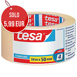 Nastro adesivo in carta Tesa Eco L 50 m x H 50 mm
