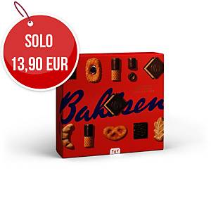 Biscotti assortiti Bahlsen Selection scatola 500 g