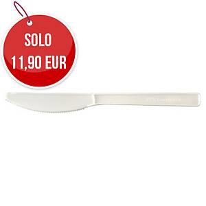 Coltelli in PLA biodegradabile Duni Eco Echo 15 cm - conf. 100