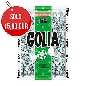 Caramelle Golia Liquirizia busta da 1kg