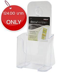 DEFLECT-O 77501-TL Brochure Holder 1/3 A4