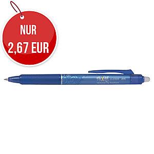 Pilot Frixion Pro Clicker Tintenroller, 0,5 mm, blau