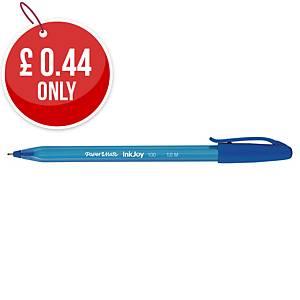 Paper Mate InkJoy 100ST Ball Pen Medium Blue - Pack Of 50