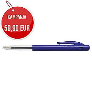 Bic M10 kuulakärkikynä mekanismilla 0,32mm sininen, myyntierä 1 kpl = 100 kynää