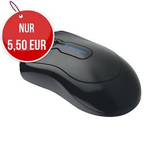 Maus Kensington K72356EU, USB-Anschluss, schwarz