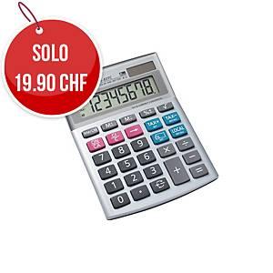 Calcolatrice da tavolo Canon LS-83TC, 8 cifre, argento