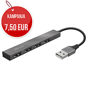 Trust Vecco 4-portin -USB-jakaja