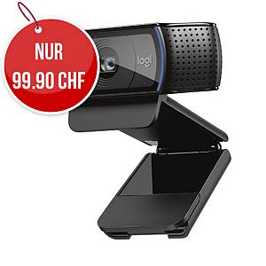 Webcam Logitech C920 HD PRO, 1080p, Stereoklang