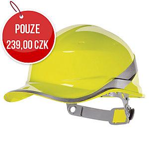 Deltaplus Baseball Diamond V bezpečnostní přilba, žlutá