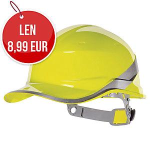 Ochranná prilba DELTA PLUS BASEBALL DIAMOND V, žltá