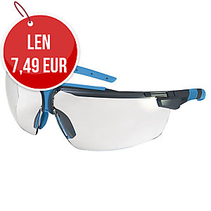 UVEX I-3 Bezpečnostné okuliare, antracitová/modrá