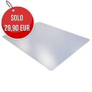 Tappeto in pvc Cleartex per pavimenti duri 120 x 80 cm
