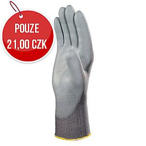 Víceúčelové rukavice DELTA PLUS VE702GR, velikost 9, šedé