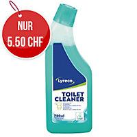 Ökologischer WC-Reiniger Lyreco, Flasche à 750 ml
