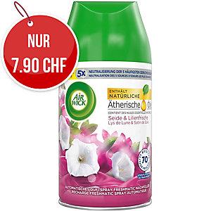 Raumerfrischer Airwick Freshmatic Seide & Lilienfrische, Nachfüller à 250 ml