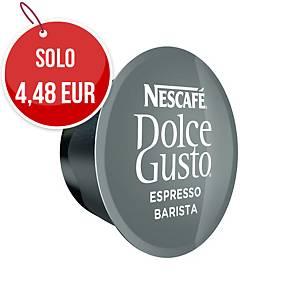 Caffè espresso Barista Nescafé Dolce Gusto in capsule - conf. 16