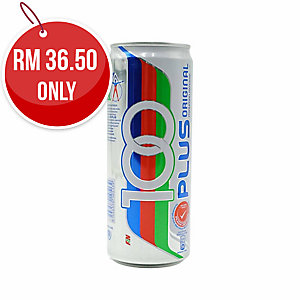 100 PLUS ISOTONIC DRINK 325ML - PACK OF 24