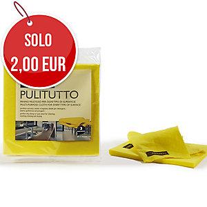 PANNI MULTIUSO PULITUTTO PERFETTO GIALLO - CONF. 3