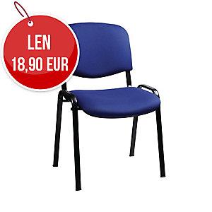 Konferenčná stolička Antares Taurus modrá