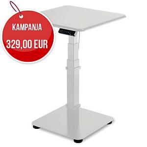 GetUpDesk Single sähköpöytä 60 x 60 cm valkoinen