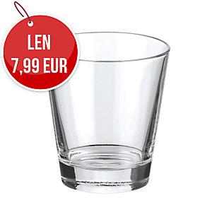Sklenený pohár Tescoma Vera 0,3 l, 6 ks