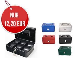 Geldkassette mittelgross, 250 x 180 x 90 mm